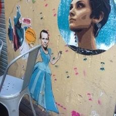 Street art around every corner