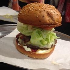 Best burger in Melbourne